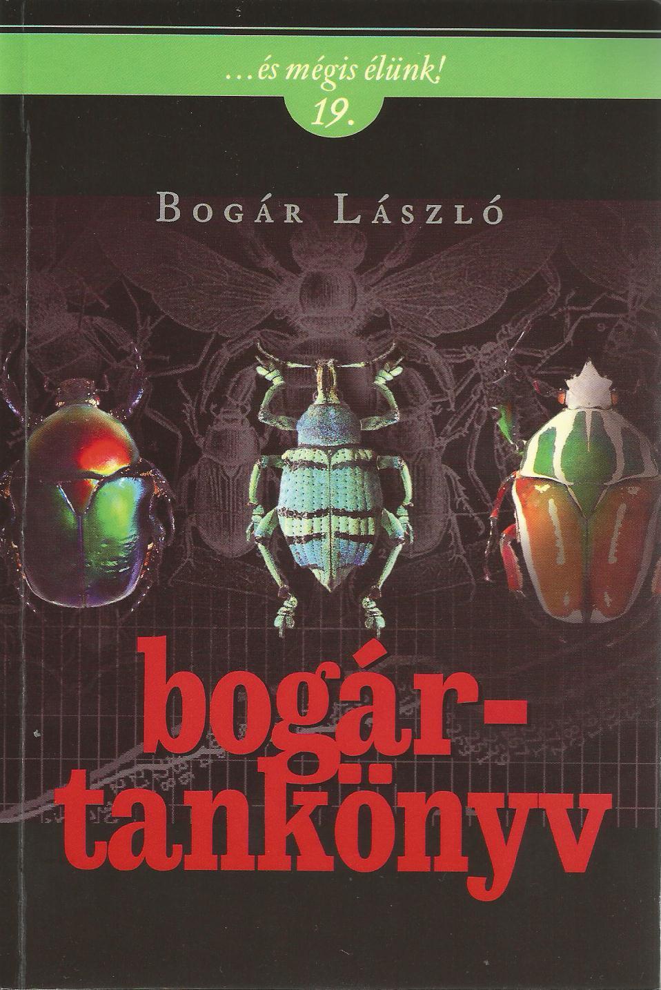Bogár László: bogártankönyv